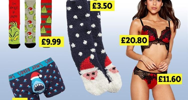 ddae69be5d5 The ultimate underwear Christmas gift guide – the best socks ...