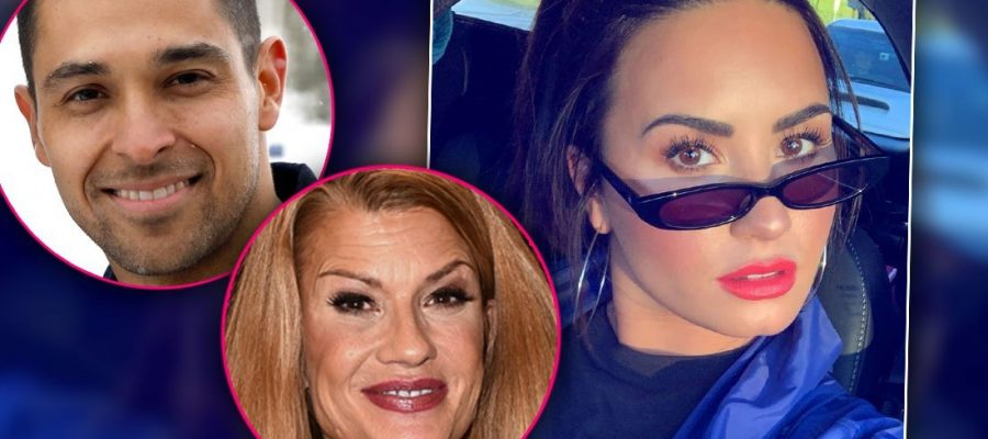 Demi Lovato Still Sober With Help Of Mother & Wilmer