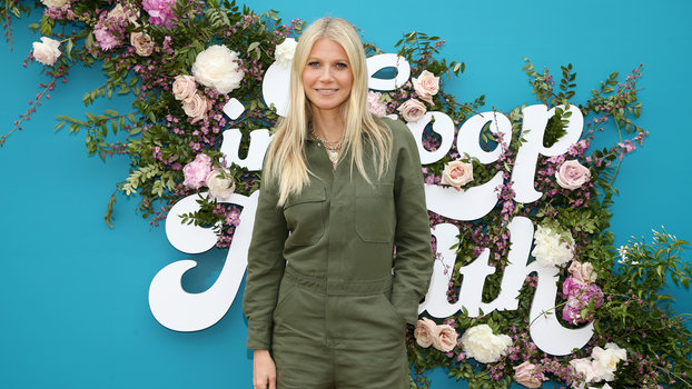 Gwyneth Paltrow Had the Best Response to Seeing Someone Else