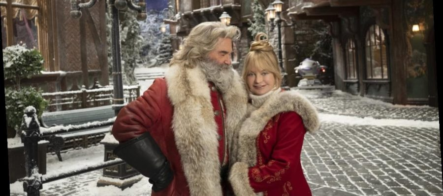 kurt russell and goldie hawn's the christmas chronicles 2